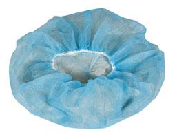 Hand Sewn Bouffant Blue
